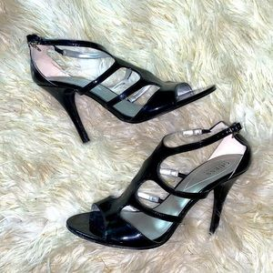 Guess Patent Leather Heels 9